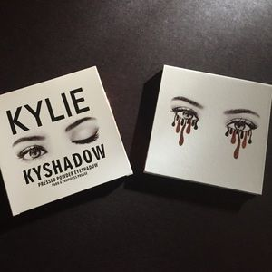 New Kylie Cosmetics Bronze Kyshadow Palette
